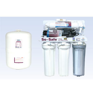 Third Generation Reverse Osmosis System for Prime Quality Water