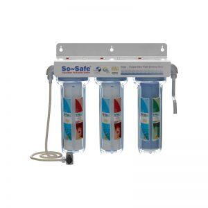 Triple Wall Mounting Water Purifier