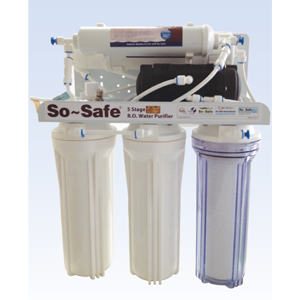 sosafe ro water purifier without pump