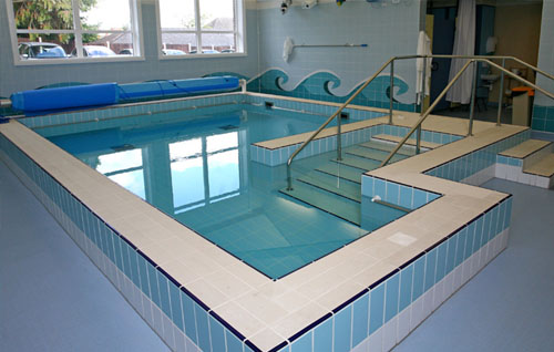hydrotherapy pools clear water ltd