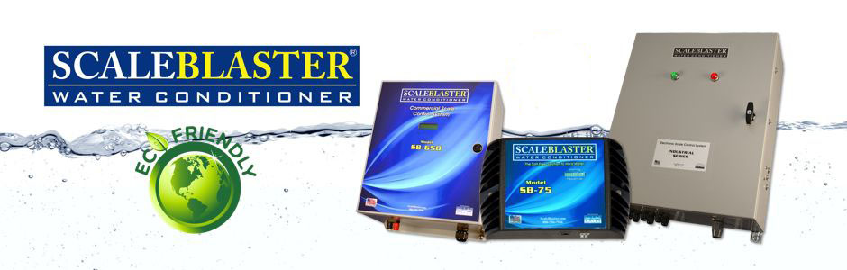 sclablaster water conditioner clear water envirotech