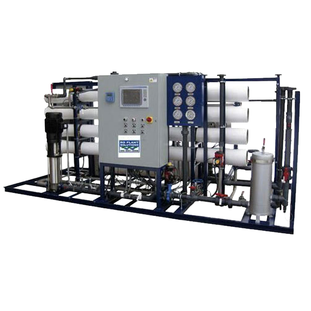 industrial RO Systems clear water systems