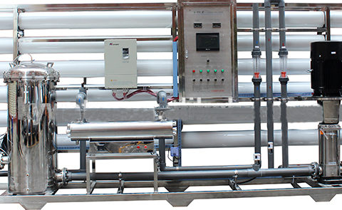 clear water envirotech nanofiltration system