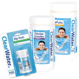 clear water envirotech clearwater ph increaser top up kit