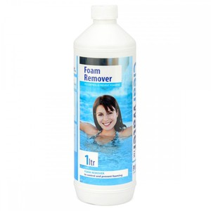 clear water envirotech foam remover